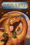book review children's fantasy Jessica Day George Dragon Slippers, Dragon Flight