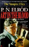 fantasy book reviews P.N. Elrod The Vampire Files 1. Bloodlist 2. Lifeblood 3. Bloodcircle 4. Art in the Blood 5. Fire in the Blood 6. Blood on the Water