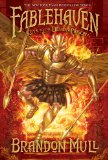 Brandon Mull children's fantasy book reviews 1. Fablehaven 2. Rise of the Evening Star 3. Grip of the Shadow Plague 4. Secrets of the Dragon Sanctuary 5. Keys to the Demon Prison
