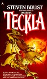 Steven Brust Vlad Taltos 1. Jhereg 2. Yendi 3. Teckla 4. Taltos fantasy book reviews