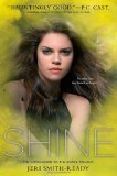 YA fantasy book reviews Jeri Smith-Ready Shade 2. Shift 3. Shine
