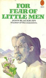 John Blackburn For Fear of Little Men