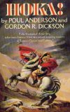 Poul Anderson science fiction book reviews Hoka 1. Earthman's Burden (1957) 2. Star Prince Charlie (1975) 3. Hoka! (1983) 4. Hokas Pokas (2000) Hoka! Hoka! Hoka! (1983)