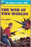 Poul Anderson Science Fiction book reviews