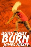 James Maxey Burn Baby Burn: A Supervillain Novel (WHOOSH! BAM! POW!)