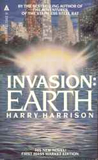 SFF book reviews Harry Harrison Invasion: Earth