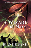 Diane Duane Young Wizards A Wizard of Mars
