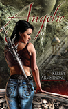fantasy book reviews Kelly Armstrong Angelic novella