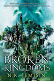 fantasy book reviews N.K. Jemisin The Inheritance Trilogy 1. The Hundred Thousand Kingdoms 2. The Broken Kingdoms