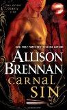 Allison Brennan 7 Deadly Sins 1. Original Sin, 2. Carnal Sin, 3. Mortal Sin