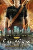Cassandra Clare Mortal Instruments review 1. City of Bones 2. City of Ashes 3. City of Glass