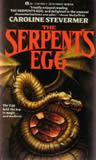 Caroline Stevermer fantasy author book reviews The Serpent's Egg