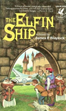 James P. Blaylock 1. The Elfin Ship, 2. The Disappearing Dwarf, 3. The Stone Giant