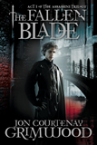 Jon Courtnay Grimwood The Fallen Blade