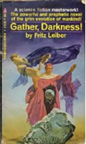 fantasy book review Fritz Leiber Gather, Darkness!