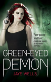 Jaye Wells Sabina Kane 1. Red-headed Stepchild 2. The Mage in Black 2. Green-Eyed Demon