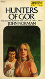 fantasy book reviews John Norman The Gorean Saga 6. Raiders of Gor 7. Captive of Gor 8. Hunters of Gor