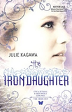 YA fantasy book reviews Julie Kagawa Iron Fey 1. The Iron King 2. The Iron Daughter 3. The Iron Queen
