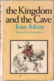Joan Aiken fantasy book reviews The Kingdom and the Cave, The Cockatrice Boys, The Whispering Mountain, Midnight is a Place, A Touch of Chil