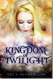 young adult fantasy book reviews Tui T Sutherland Avatars: 1. So This Is How It Ends 2. Shadow Falling 3. Kingdom of Twilight