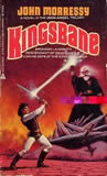 John Morressy Iron Angel book reviews Ironbrand, Graymantle, Kingsbane, The Time of the Annihilator