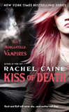 Rachel Caine Morganville Vampires review 1. Glass Houses 2. The Dead Girl's Dance 3. Midnight Alley 4. Feast of Fools 5. Lord of Misrule 6. Carpe Corpus 7. Fade Out 8. Kiss of Death 9. Ghost Town