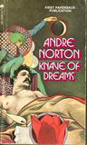 fantasy book review Andre Norton Knave of Dreams