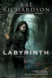 Kat Richardson 5. Labyrinth