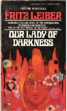 fantasy book review Fritz Leiber Our Lady of Darkness