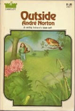 fantasy book review Andre Norton Outside