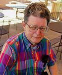Poul Anderson fantasy author