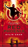 fantasy book reviews Kylie Chan Dark Heavens 1. White Tiger 2. Red Phoenix 3. Blue Dragon