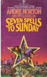 fantasy book review Andre Norton Seven Spells to Sunday