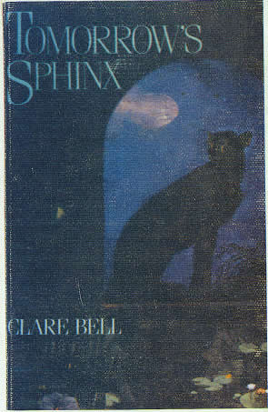 Clare Bell Tomorrow's Sphinx