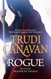 fantasy book reviews Trudi Canavan Traitor Spy Trilogy 1. The Ambassador's Mission 2. The Rogue