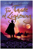 fantasy book reviews Taste of Lightening Kate Constable