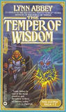 book review fantasy literature lynn abbey Ultima Saga The Forge of Virtue Temper of Wisdom