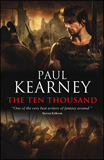 book review Paul Kearney The Macht 1. The Ten Thousand 2. Corvus 3. Kings of Morning