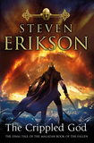 Steven Erikson The Malazan Book of the Fallen 9. Dust of Dreams 10. The Crippled God
