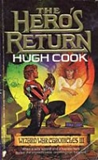 Hugh Cook review Wizard War Chronicles 1. The Questing Hero 2. The Hero's Return 3. The Oracle 4. The Lords of the Sword
