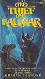 graham diamond the thief of kalimar review