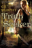fantasy book reviews C.E. Murphy The Worldwalker 1. Truth Seeker 2. Wayfinder