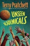 Terry Pratchett Unseen Academicals Discworld