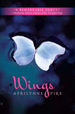young adult fantasy book review Aprilynne Pike 1. Wings 2. Spells 3. Illusions