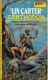 Lin Carter fantasy book reviews Eric Carstairs of Zanthodon 1. Journey to the Underground World 2. Zanthodon 3. Darya of the Bronze Age 4. Hurok of the Stone Age 5. Eric of Zanthodon