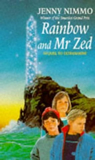 Jenny Nimmo fantasy books for children Rainbow and Mr. Zed, Griffin's Castle, The Rinaldi Ring, Milo's Wolves, Secret Creatures