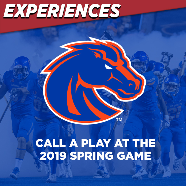 Call a Play at the Boise State Spring Game