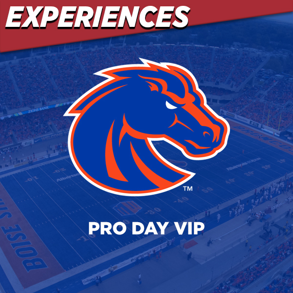 VIP Access to Boise State Pro Day