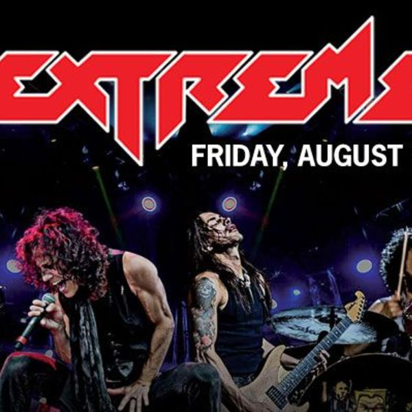 SWEEPSTAKES: CONCERT TICKETS (4): EXTREME @ Starland Ballroo