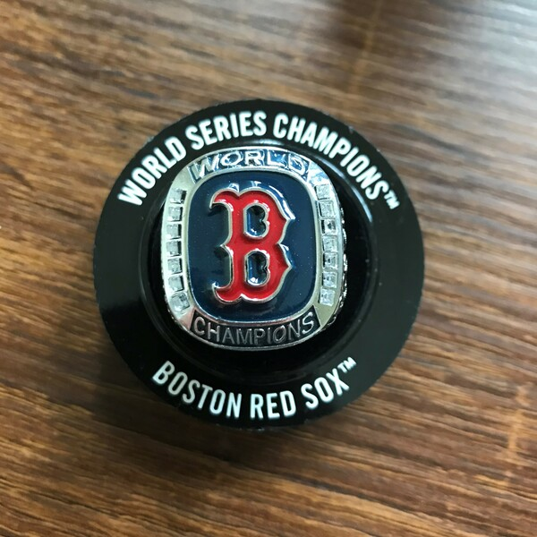 Win 2018 Boston Red Sox World Series Replica Ring!